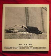 Manuel Alvarez Bravo, Photographies 1928-1958, Mexico 68