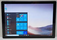 "Microsoft Surface Pro 7 256GB Core i5-1035G4 1.1GHz Wi-Fi 12.3"" W10P Black"