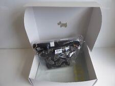 Radley Gift Boxed Kenwood Mini Crossbody Bag In Black Oilskin BNWT RRP £55.00
