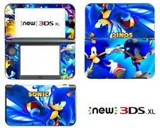 Sonic the Hedgehog Vinyl Skin Sticker Decals Covers for Nintendo New 3DS XL 2015