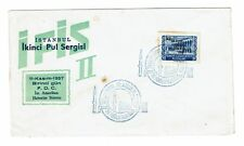Turkey 1957 Kasim First Day Cover / Light Toning - Z168