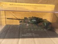"DIE CAST TANK "" LEOPARD 1 A1 HEIDELBERG (WEST GERMANY) "" SCALA 1/72"