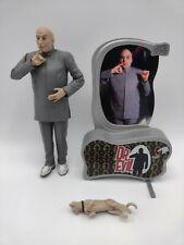 McFarlane Dr Evil Austin Powers Loose Figure Mike Myers Sphinx Cat