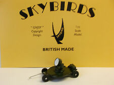 Skybirds Reproduction Model. Trailer Mounted Searchlight.