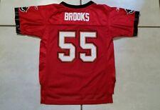 Vintage Reebok Tampa Bay Buccaneers Derrick Brooks Jersey Youth Large Size 7
