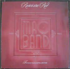 Mac Band, Roses are red, G/VG, Vinyl Maxi Single EP, 8553