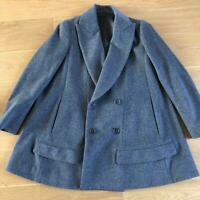 Undercover A Line Wool Coat Size M