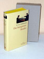 E.T.A. Hoffmann: Die Serapionsbrüder. Winkler Dünndruck TOP Exemplar
