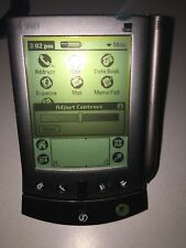 Palm Vx Handheld Pda with Charging Do 00006000 ck/Hot Sync Cradle