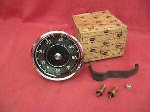 NOS Mercedes-Benz W111 W112 W113 Tachometer 000 542 21 16 dated 1963