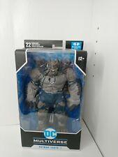 "McFarlane Toys DC Multiverse 7"" Action Figure EARTH 1 BATMAN DEVASTATOR IN HAND"