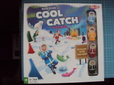 REINER KNIZIA FAMILY BOARD GAME COOL CATCH COMPLETE VGC FREE UK POST