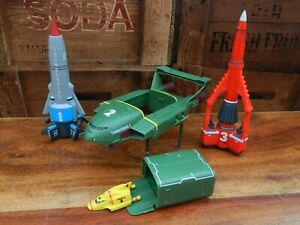 Thunderbirds Are Go Ship Vehicle Bundle 1 2 3 and 4 with Sounds