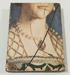 Sid Dickens Memory Block 104 ~ Jeweled Gown ~ Retired Hard to Find