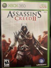 XBox 360: Assassin's Creed II