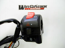 Hyosung GT650 GT650R Right Side Kill Start Hazard Switch Button Comet Assembly