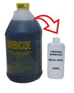 original Barbicide Disinfectant Germicide - 100ml refill pack