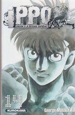 IPPO SAISON III tome 14 (60) défense suprême George MORIKAWA manga shonen