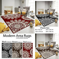 New Modern Area Rugs Large Living Room Bedroom Floor Carpets Hallway Runners Mat