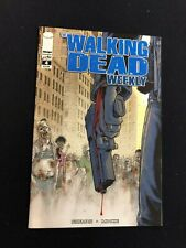 The Walking Dead Weekly # 4 - Image Comics