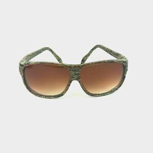 Vintage Yves Saint Laurent YSL 18 Sunglasses Paris France 24 Frame VTG EUC Case
