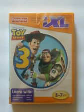 Fisher Price iXL Learning System Disney Pixar Toy Story NEW