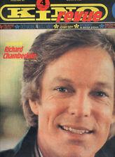 RICHARD CHAMBERLAIN JOHNNY DEPP DAVID HEMMINGS Magazine