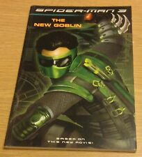 SPIDERMAN 3 The New Goblin Book (Paperback)
