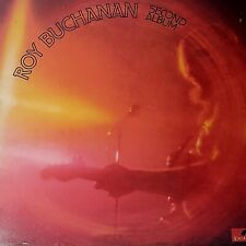 Roy Buchanan ‎– Second Album: Polydor 1973 Vinyl (Rock) UK IMPORT