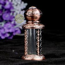 Mini Vintage Copper Empty Refillable  Perfume Bottle Wedding Decor Gift 3ml