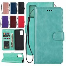 For Samsung Galaxy Note 10 Plus S10e S8 S9 S7 S10 Flip Leather Wallet Case Cover