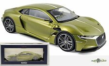 Citroen DS E-Tense Salon De Geneve 2016 Green Metallic 1:18 Norev