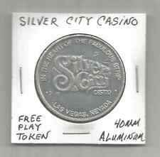 Silver city casino free play token boxing gambling online