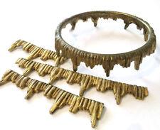 Antique Brass / Bronze Ormolu Francois Linke Style Urn Vase Round neck stand