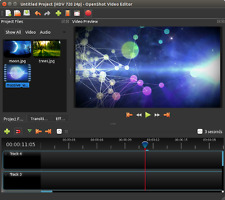 Open Shot Premier Video  Editing  Production Software.