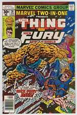 L5241: Marvel Two-In-One, #26, Vol 1, NM/M Condition