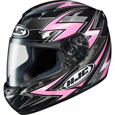 HJC CS-R2 Thunder Pink Womans Motorcycle Helmet XS Extra Small CSR2
