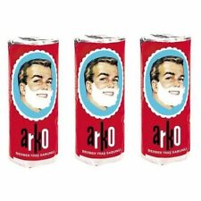 3 x ARKO TURKISH SHAVING CREAM SOAP STICK 75 GRAMS EACH 3 PIECES
