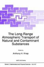 The Long-Range Atmospheric Transport of Natural and Contaminant-ExLibrary