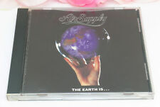 Air Supply The Earth Is Giant Records 10 Tracks 1991 Used CD Warner Brothers
