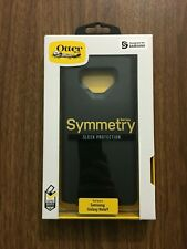 New Otterbox Symmetry Series Case for Samsung Galaxy Note 9 Authentic Black