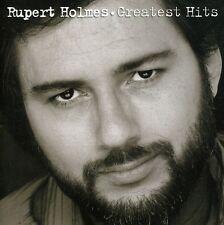 Greatest Hits - Rupert Holmes (2000, CD NIEUW)