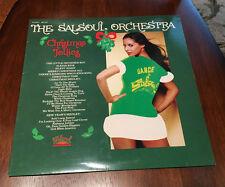 The Salsoul Orchestra Christmas Jollies 1976 LP  LITTLE DRUMMER BOY SILENT NIGHT