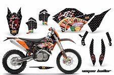 KTM Graphic Kit AMR Racing Bike Decal C5 SX,XC,XCW,XCFW Decal MX Part 07-11 VB K