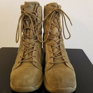 """Danner Tachyon 8"""" Tactical Military Boots Coyote Brown 50136 Mens Size 10.5"""