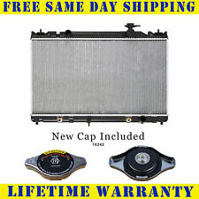 2436 Radiator With Cap For Toyota Fits Camry Solara 2.4 L4 2437WC