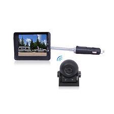 Trailer Cam Set, Funk Pferdehänger Überwachung, betriebsbereit in 3 Minuten