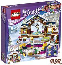 LEGO® Friends Wintersport: 41322 Eislaufplatz & 0.-€ Versand & NEU & OVP !