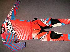 Alpinestars Racer BRAAP Combo Rot Blau Hose Jersey 36/XL NEU Patriot Optik Thor