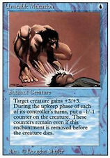 MRM ENGLISH 4x Unstable Mutation (Mutation instable) MTG magic REVISED
